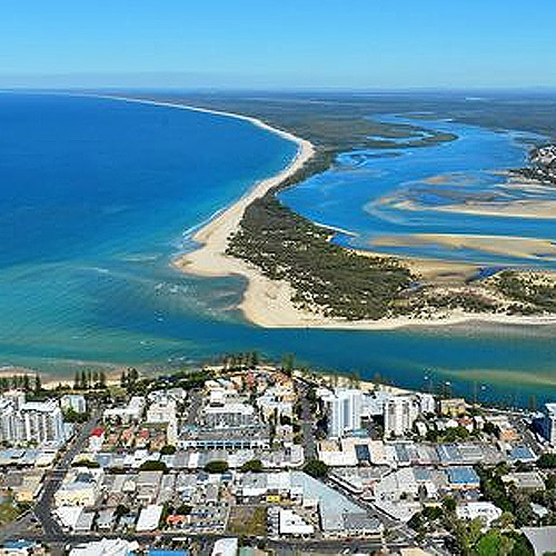 contact north Bribie channel