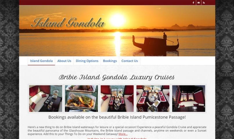 Home 28 Bribie Island Web Design