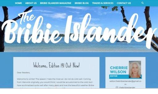 Works 9 Bribie Island Web Design